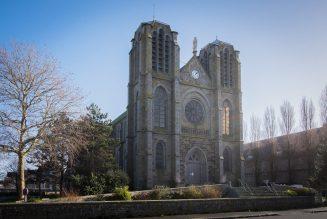 Tentative d'incendie sur une église à Saint-Malo