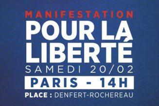 Marine Le Pen n'aime pas les manifestations [Add.]