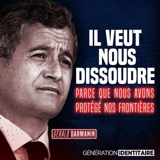 En Marche vers la dictature : L'avocat Gilles-William Goldnadel assurera la défense de Génération Identitaire