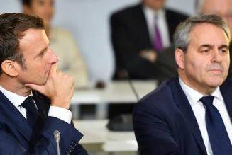 """Xavier Bertrand veut représenter la """"droite"""" aux présidentielles mais négocie déjà avec la gauche pour les régionales…"""