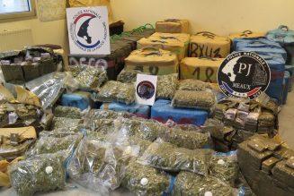 L'Obs dévoile le nom des 10 plus gros trafiquants de drogue en France