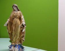 Chaspinhac (63) : Appel aux dons pour la restauration d'une statue de la Vierge Marie