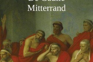 De Michel Onfray, un rappel sur François Mitterrand qui écoeure