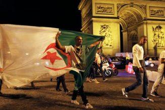 La France malade de l'Algérie