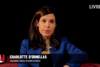 Charlotte d'Ornellas : manuel de guérilla culturelle