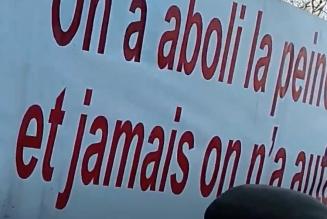 Des manifestants de SOS Tout-Petits victimes d'une agression
