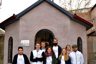 SOS Chrétiens d'Orient au coeur de l'Arménie