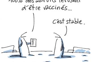 Vaccin AstraZenica : Il ne restera bientôt plus que la France pour l'injecter… [Add.]