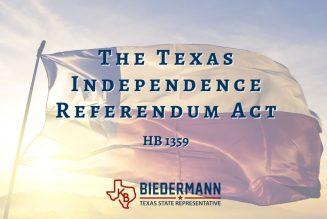 Le Texas songe à faire sécession