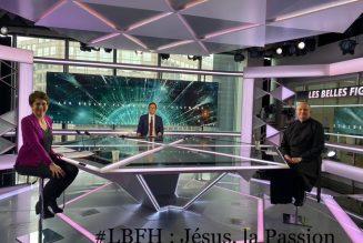 CNews : Les Belles Figures de l'Histoire entame une série de trois émissions à la découverte de Jésus