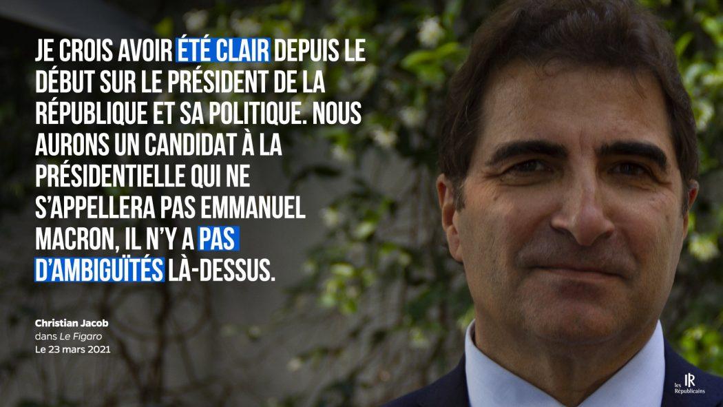Le candidat LR en 2022 ne s'appellera ni Marine Le Pen, ni Jean-Luc Mélenchon