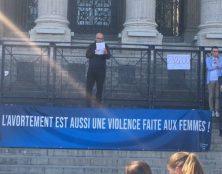 Marche pour la vie à Lyon