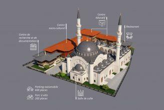La mosquée de Strasbourg est destinée à manifester la puissance de l'islam turc
