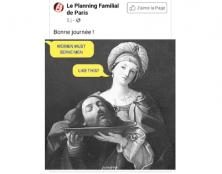 """Quand le planning """"familial"""" verse dans le féminisme violent et haineux"""