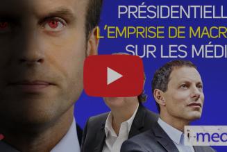 I-Média – Présidentielle : l'emprise de Macron sur les médias
