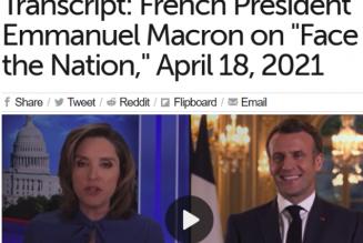 Emmanuel Macron, agent de corrosion nationale