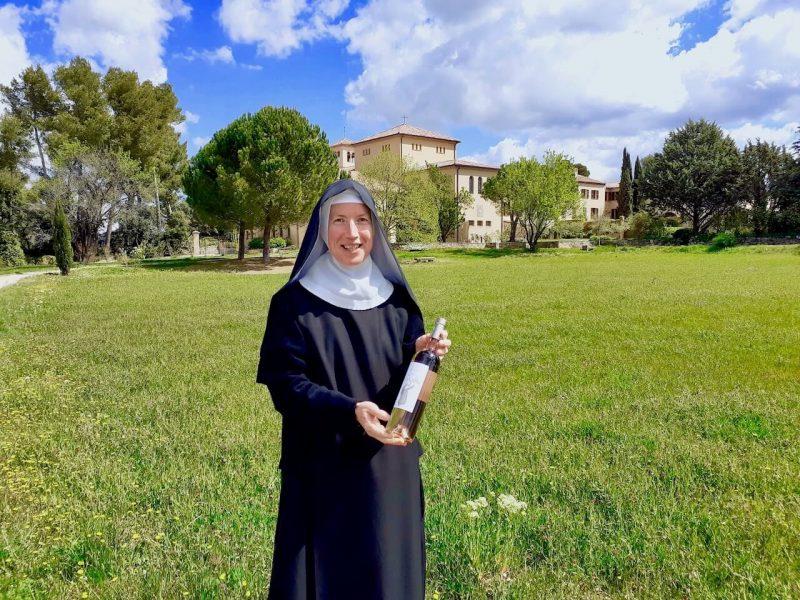 Objectif 9000 bouteilles pour la sortie du premier vin rosé de l'abbaye de Jouques