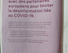 """Facebook et la """"désinformation"""""""