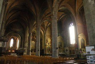 Incendie dans une église à Avesnes-sur-Helpes (Nord)