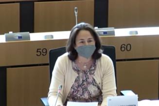 Formidable plaidoyer pro-vie d'un député espagnol au Parlement européen