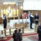 Londres : la police évacue l'office de la Passion dans la paroisse polonaise du Christ-Roi