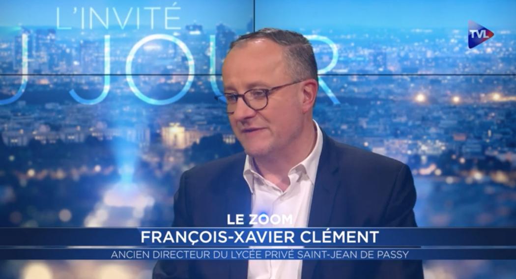 François-Xavier Clément : Je ne crois pas à la réforme du système scolaire