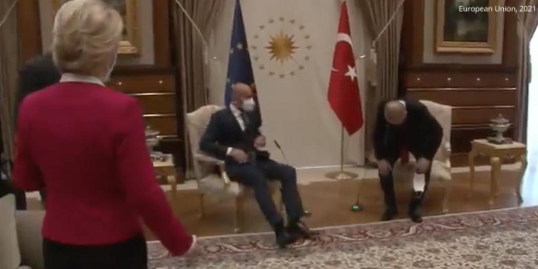Le diplomate européiste ne vaut pas plus cher que le tyran oriental