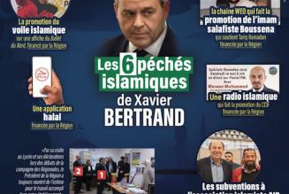 La chaîne  WEO  financée par la région Hauts de France fait la promotion d'un imam salafiste