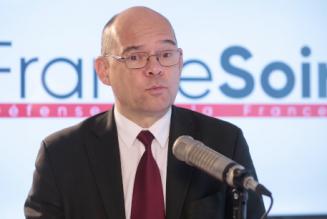 """Xavier Lemoine, maire de Montfermeil, appelle à la """"désobéissance civile"""""""