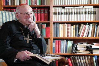 Cardinal Walter Brandmüller : «Ce qui se passe en Allemagne est à la fois un schisme et une hérésie du point de vue dogmatique.»