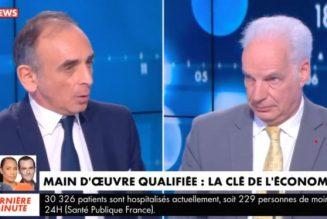 Eric Zemmour : « Le quinquennat de Macron restera sans doute pour les petites entreprises le pire mandat depuis 50 ans »