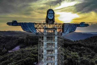 Une nouvelle statue géante du Christ au Brésil