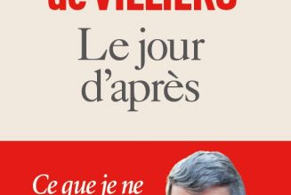"""Philippe de Villiers : """"Nous sommes face à un problème d'invasion et de colonisation"""""""