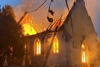 L'incendie, avenir des églises de France ?