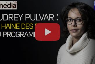 I-Média – Audrey Pulvar : la haine des blancs au programme