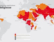 La liberté religieuse menacée dans un pays sur trois dans le monde
