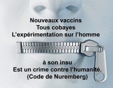 Vaccin à ARNm et transgression du vivant