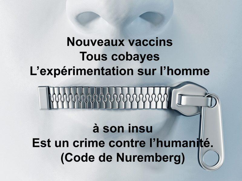 Fuite en avant : à part rapporter de l'argent, on ne sait pas à quoi servent les vaccins anti-Covid