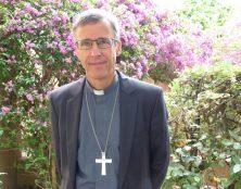 """Mgr de Germay : """"Quand on veut faire disparaitre les religions de l'espace public, c'est une façon d'imposer l'athéisme"""