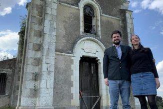 Un couple achète la chapelle Saint-Joseph de Molières à Chemazé (Mayenne) pour la rénover