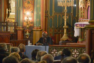 Le soutien du cardinal Sarah au curé de Saint-Eugène-Sainte-Cécile