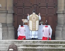 Messe en forme extraordinaire à Saint-Germain-en-Laye