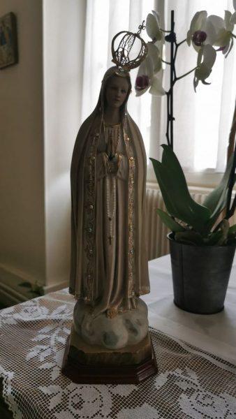 Vol d'une statue à l'église de Pont de Veyle (01)