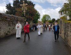 Le curé de Tréguier contourne l'interdiction de la procession du pardon de saint Yves