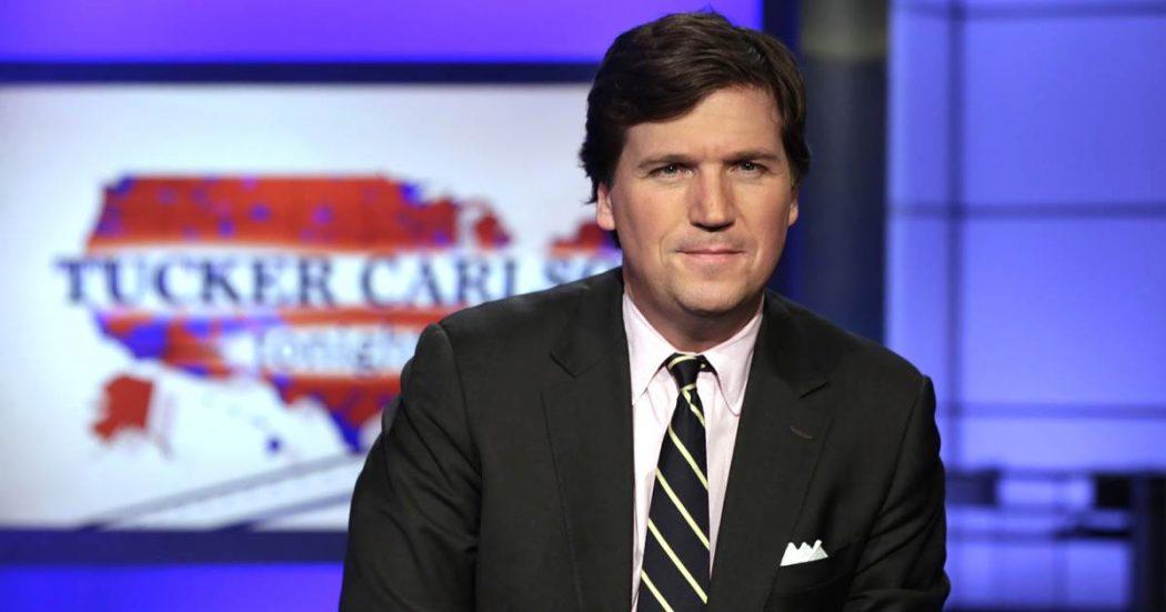 Tucker Carlson, vedette de Fox News, nouveau Donald Trump ?