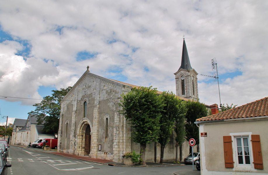 Tentative d'incendie dans l'église d'Aytré (17)