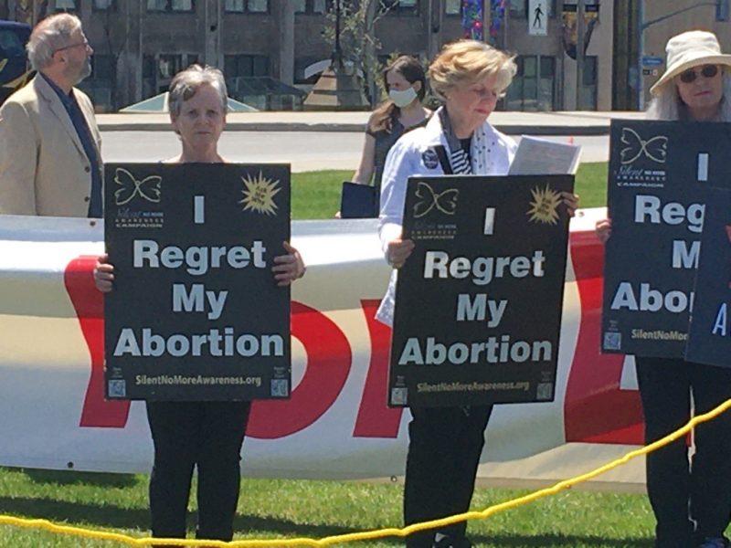 Marche pour la vie au Canada