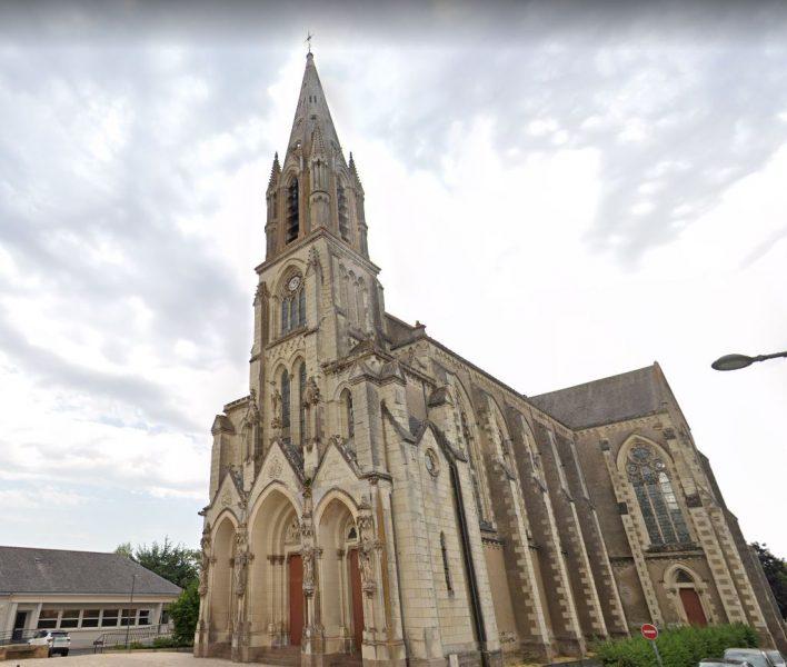 Beaupréau-en-Mauges : l'église St Martin bientôt transformée en médiathèque ?