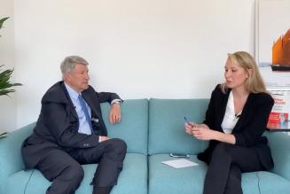 Conférence de l'ISSEP avec Philippe de Villiers