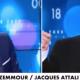 Eric Zemmour face à Jacques Attali : le mandat de Mitterrand c'est l'abolition de toutes les lois qui devaient contenir la vague migratoire